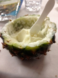 if you love Pina Colada, you'll loving getting caught in the rain with this
