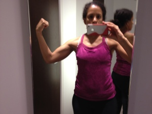 New muscle? Take a selfie!