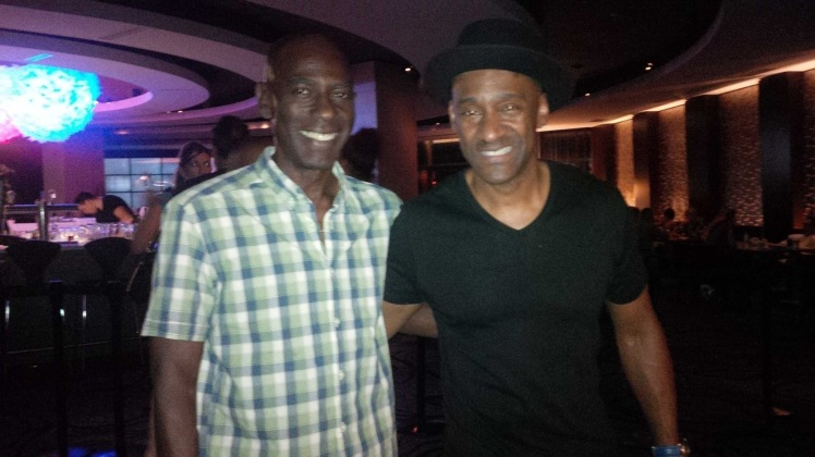 Andy and Marcus Miller