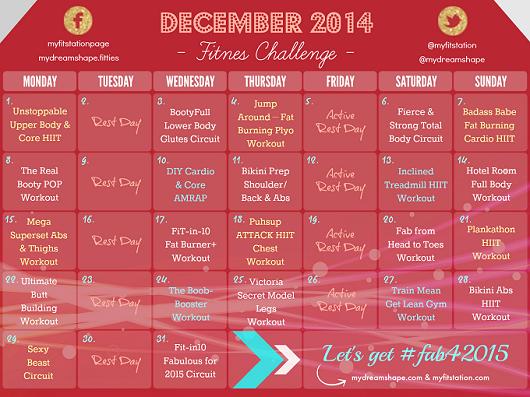 December-Fitness-Challenge-2014-Workout-Calendar